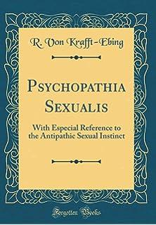 Psychopathia sexualis definition