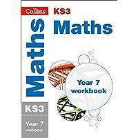 KS3 Maths Year 7 Workbook: Prepare for Secondary School