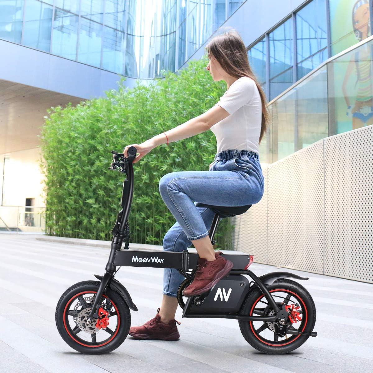 Windgoo Vélo Électrique Pliant 14