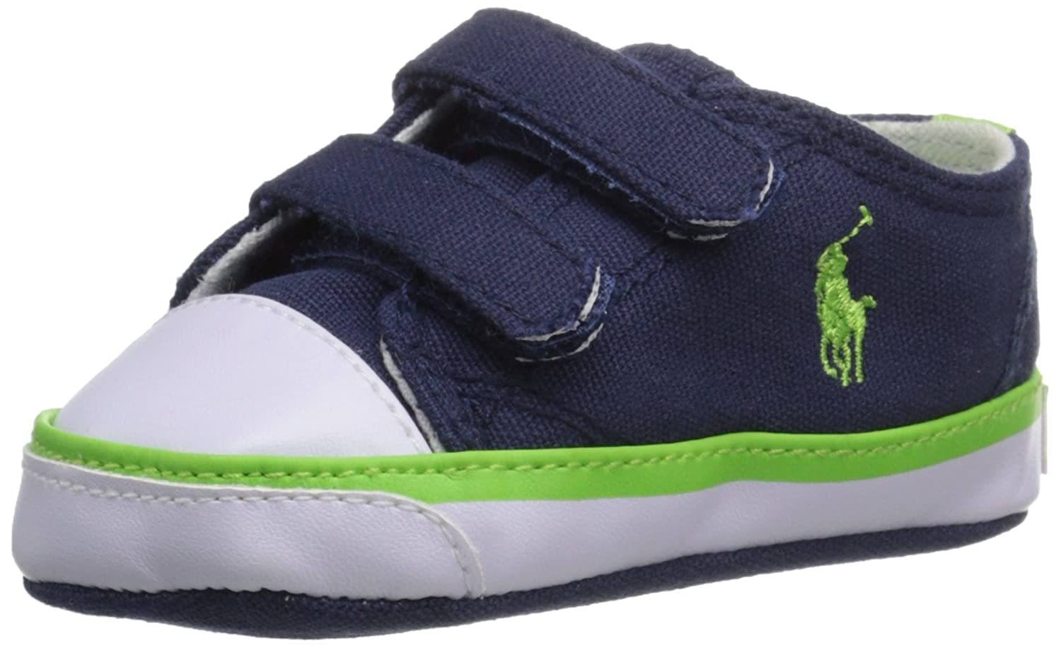 44ae781599 Ralph Lauren Layette Carson II EZ Velcro Athletic (Infant Toddler ...