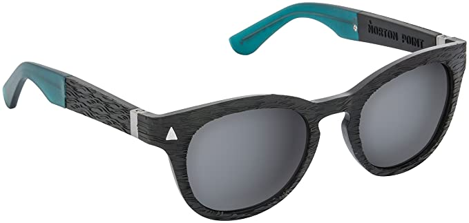 4e2b0226924a Norton Point The Tide EcoFriendly Ocean Plastic Polarized Sunglasses (Black)
