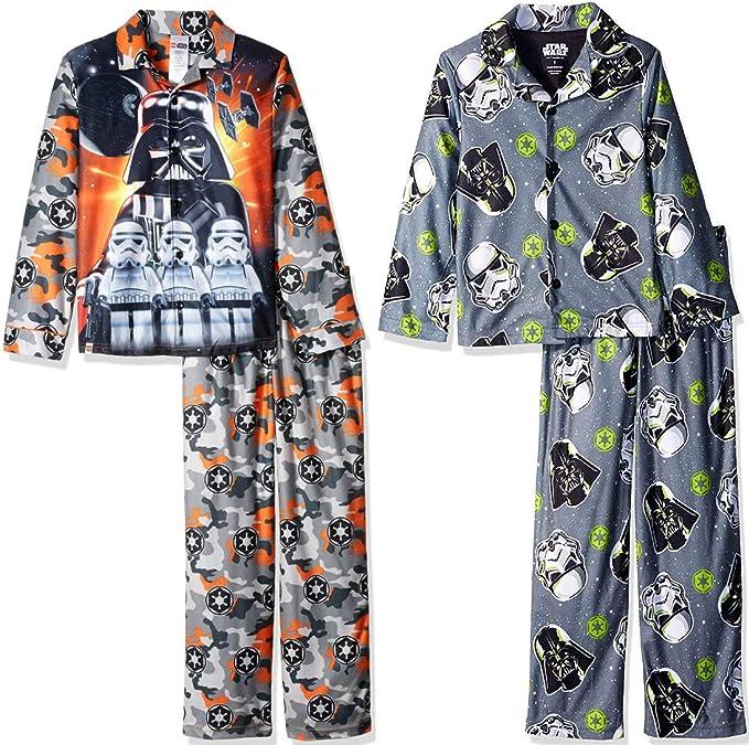 Star Wars Boys Pyjamas Darth Vader Pjs Various Sizes Available New