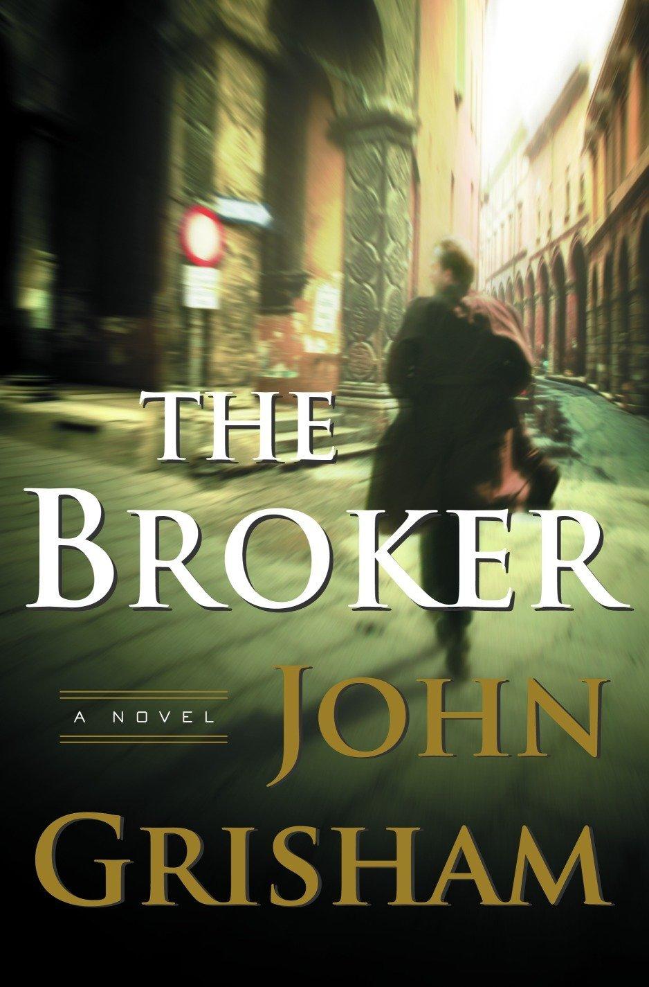 Download The Broker: A Novel PDF