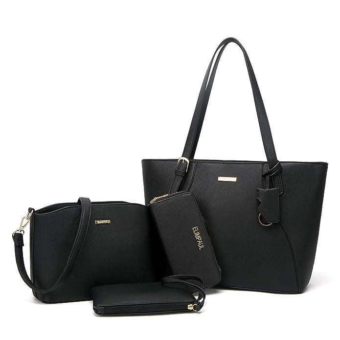 ELIMPAUL Women Fashion Handbags Tote Bag