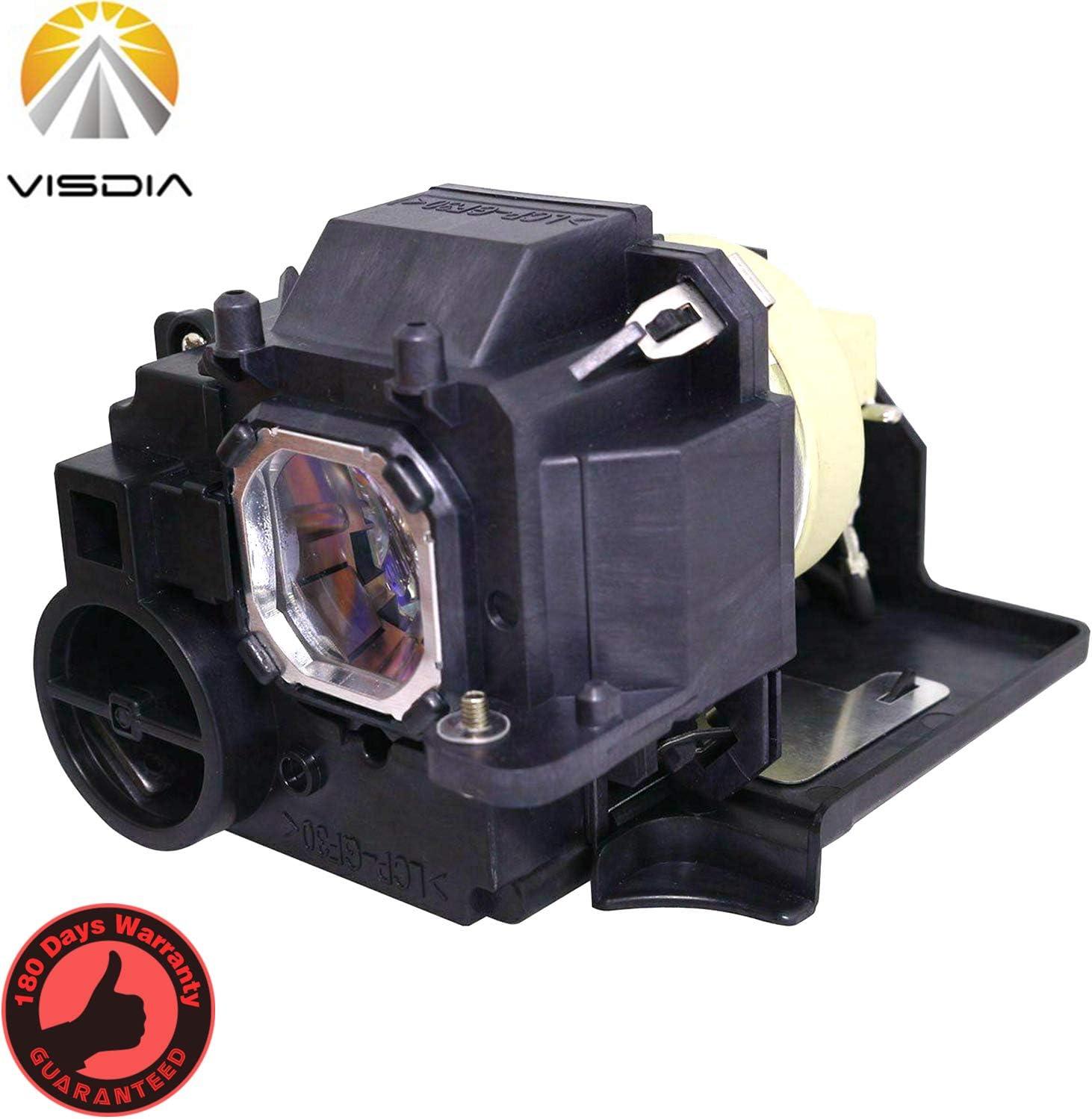 Visdia NP33LP - Lámpara de proyector con carcasa para proyectores ...