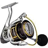 KastKing Kodiak Saltwater Spinning Fishing Reel - 39.5 LB Carbon Fiber Drag, All Aluminum, 10 + 1 Stainless Steel Shielded Bearings, Enhanced Stainless Steel Main Shaft