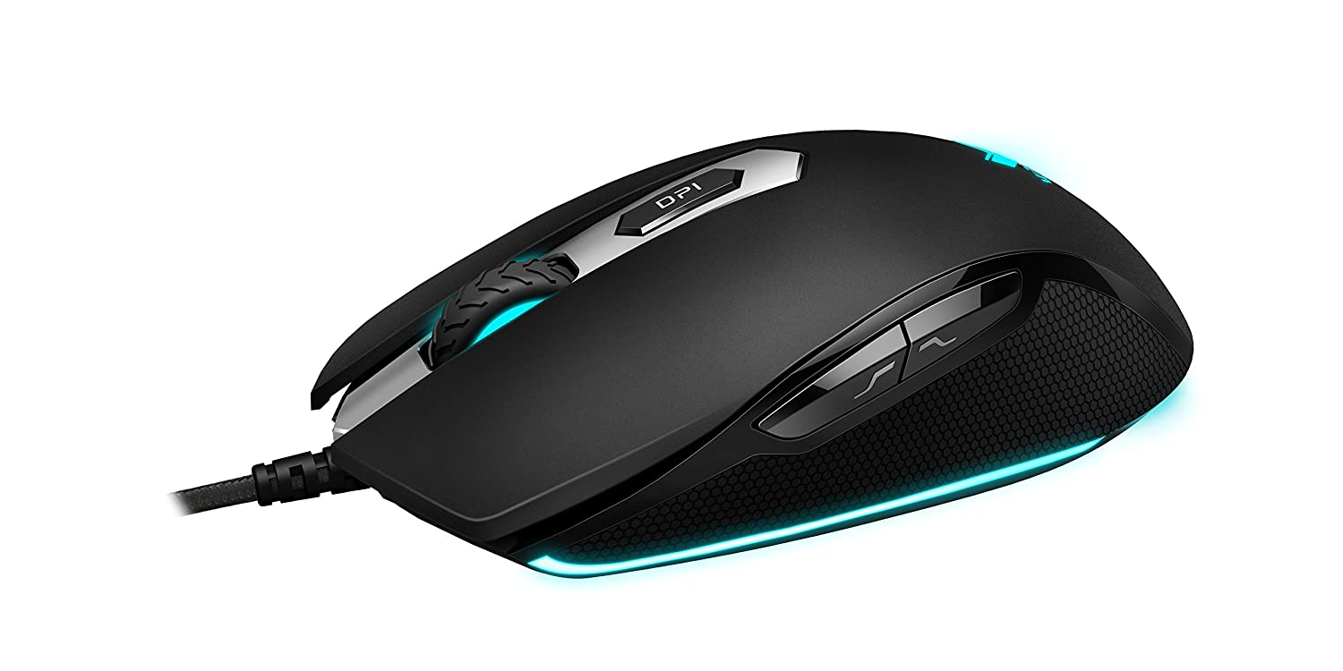 154239f5b72 VPRO V210 Gaming Optical Mouse Black: Amazon.co.uk: Computers & Accessories