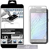 Film Protecteur d'écran en VERRE TREMPE pour Samsung Galaxy Xcover 3 SM-G388F Ultra Transparent Ultra Résistant INRAYABLE INVISIBLE