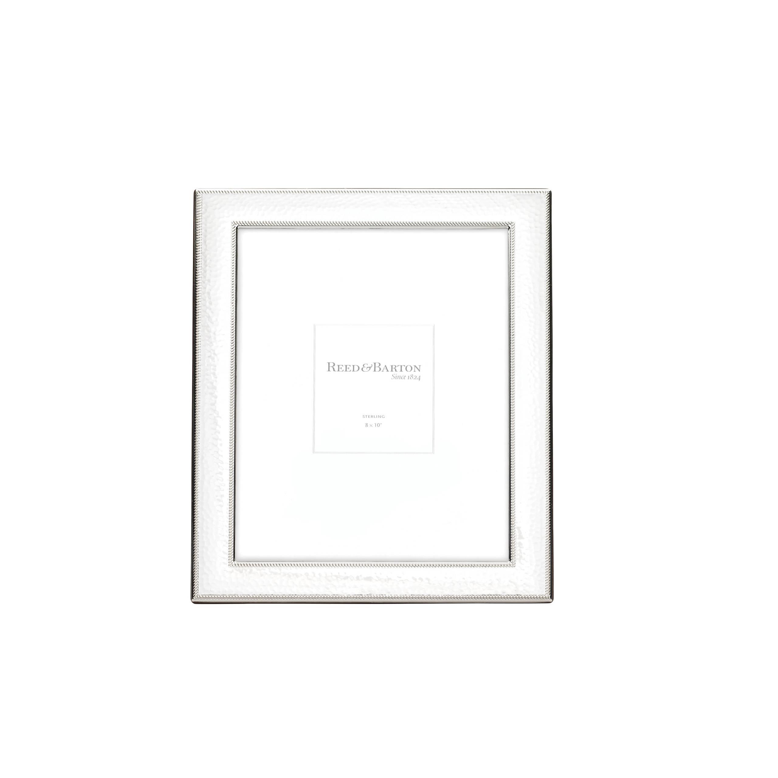 Reed & Barton Bristol Sterling 8'' x 10'' Frame