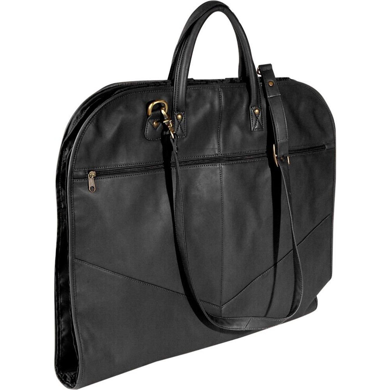 Royce Leather Garment Cover (Black)