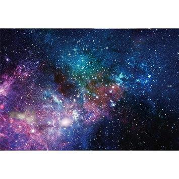 Cielo Stellato Sfondo.Yongfoto 1 5x1m Vinile Fondale Foto Planet Galaxies Sfondo Di Arte Cosmica Cielo Stellato Sfondo Fotografico Compleanno Fotografia Sfondi Per Foto