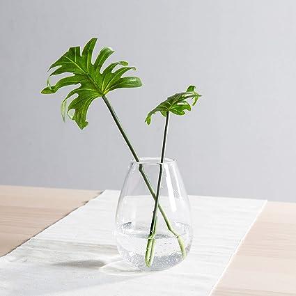 Amazon Casamotion Vases Hand Blown Art Glass Vase Oxygen