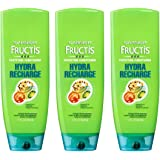 Garnier Fructis Conditioner Hydra Recharge 13 Ounce (384ml) (3 Pack)