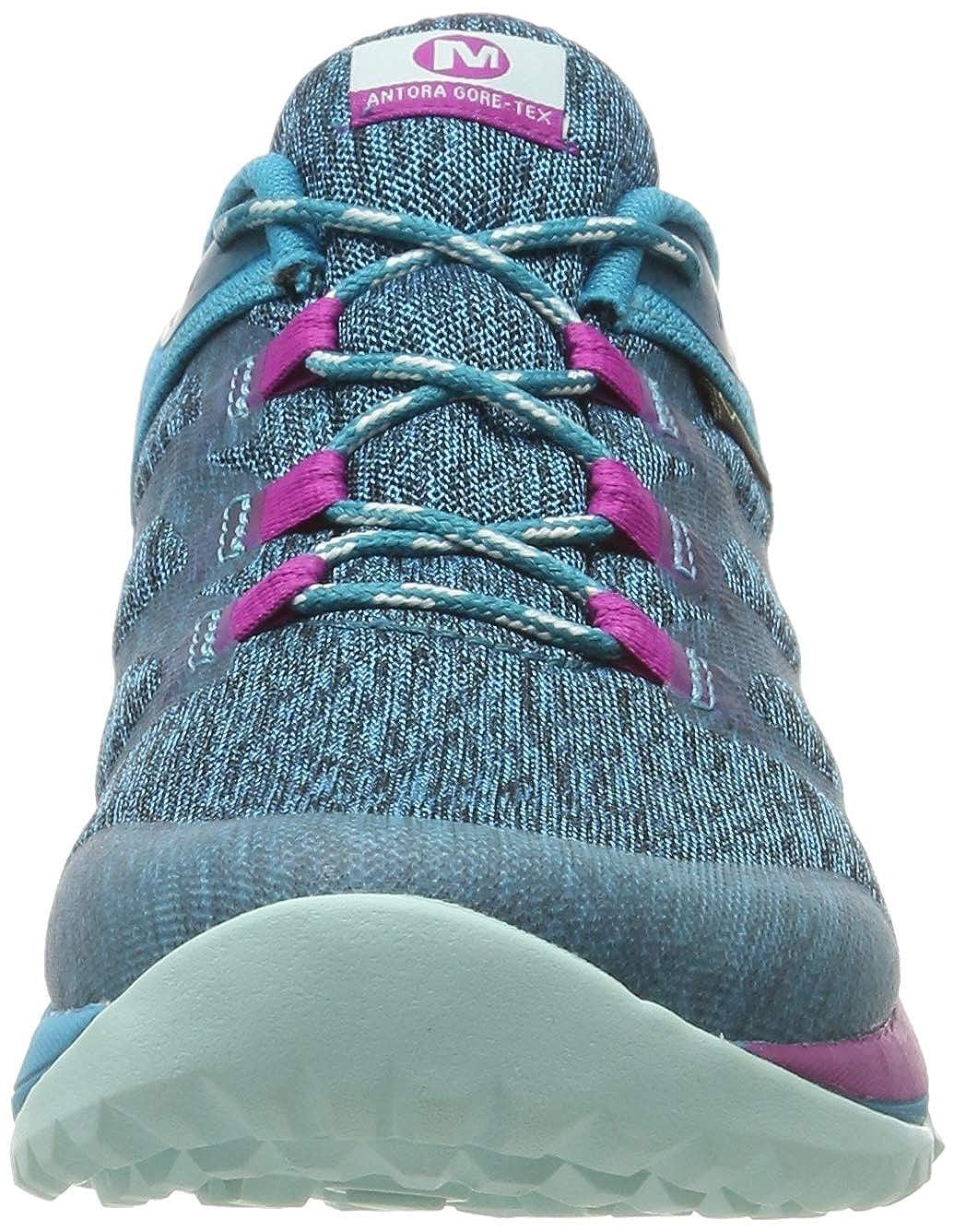 Merrell Antora GTX, Zapatillas de Running para Asfalto para