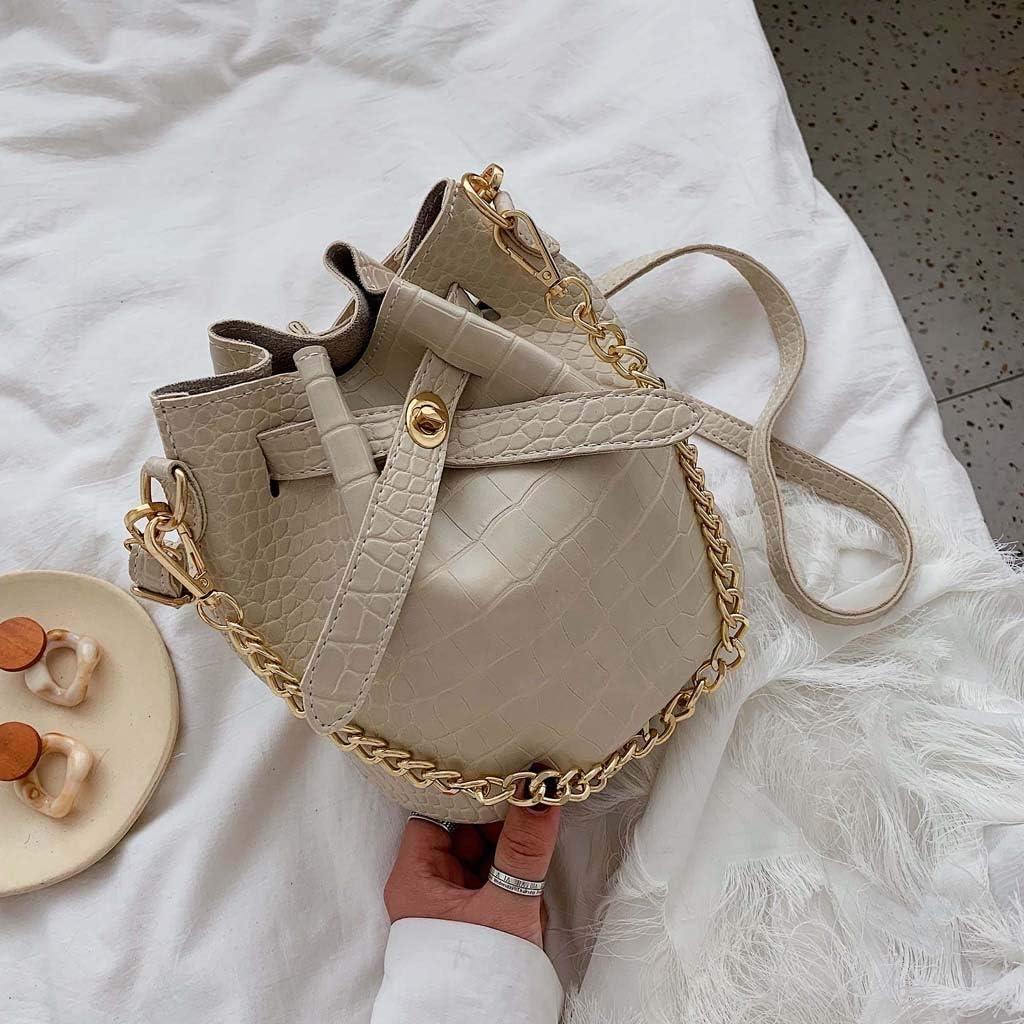 Sac /à main Femmes Automne Femmes 2019 Nouveau Motif crocodile Sauvage 2PC /Épaule Messenger Bag Simple Sac Seau