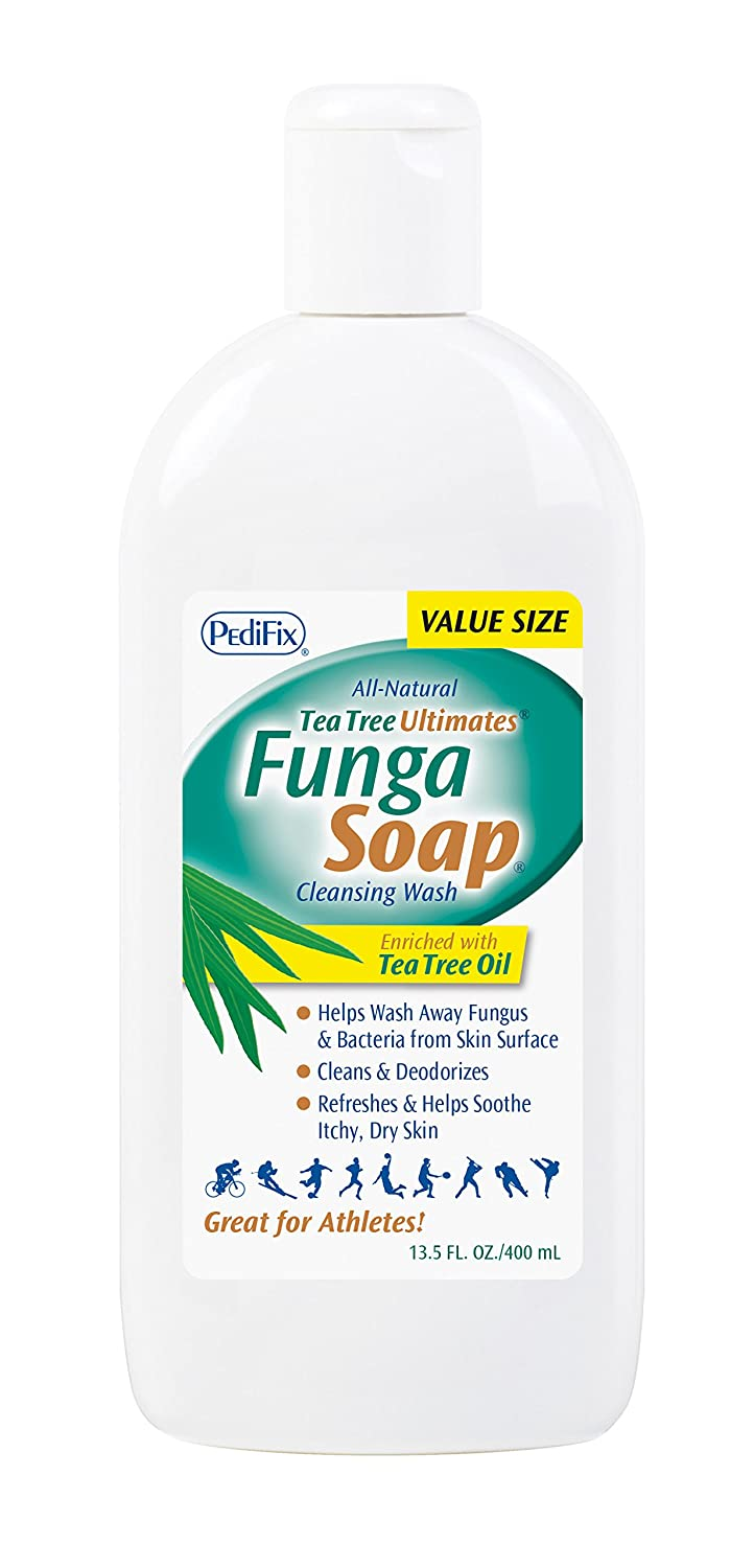 Pedifix Tea Tree Ultimates Funga Soap, 1 Count