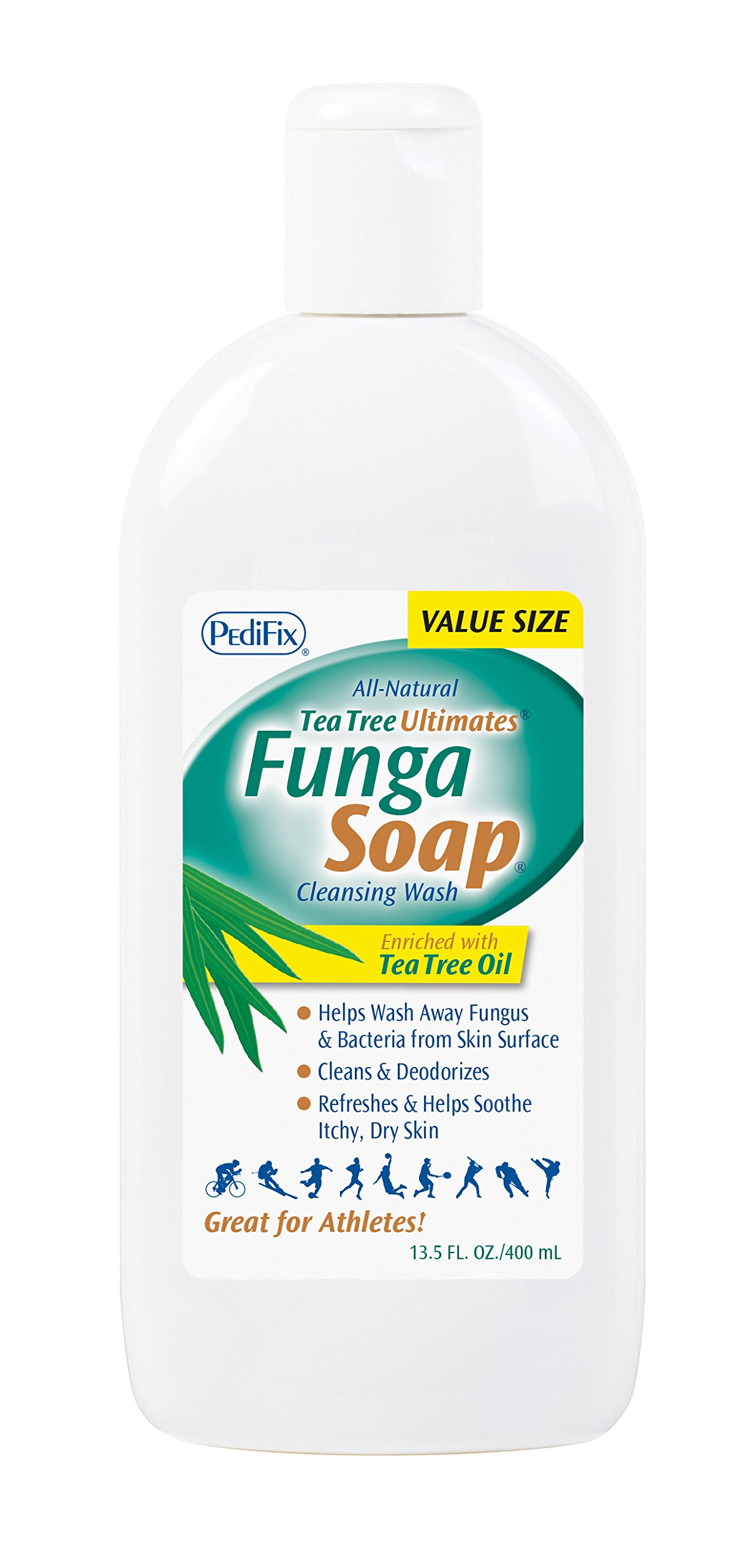 Pedifix Tea Tree Ultimates Funga Soap, 1 Count by Pedifix