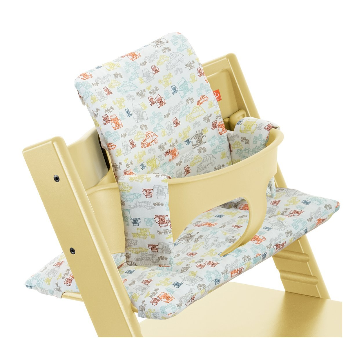 Stokke Tripp Trapp Cushion, Retro Car