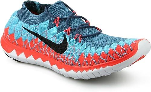 401eb03da3351 Nike Free 3.0 Flyknit Men s Running Shoe Style 636232-401 (8.5)  Amazon.ca   Shoes   Handbags