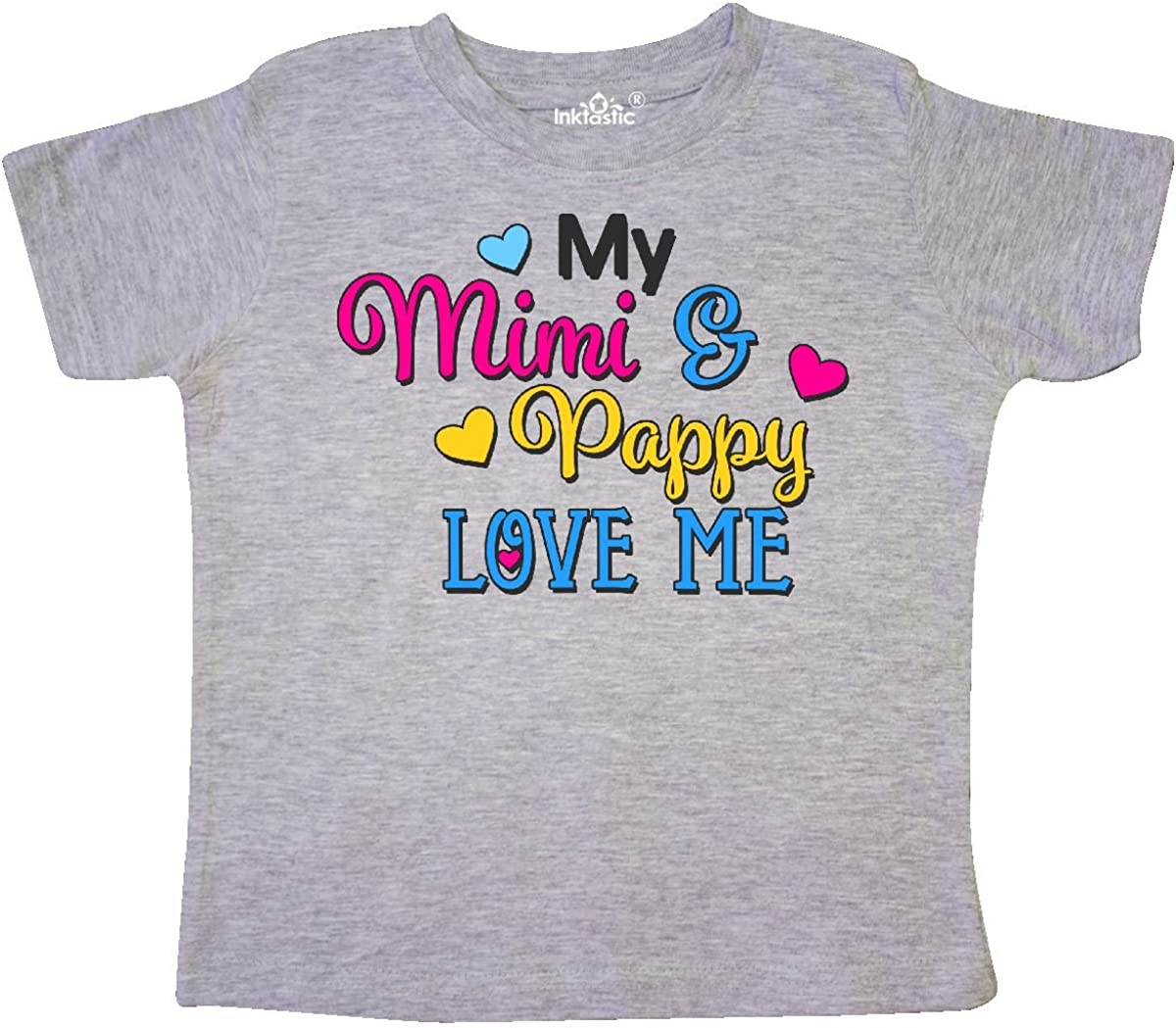 inktastic My Great Grandpa Loves Me with Bunny and Toddler Long Sleeve T-Shirt