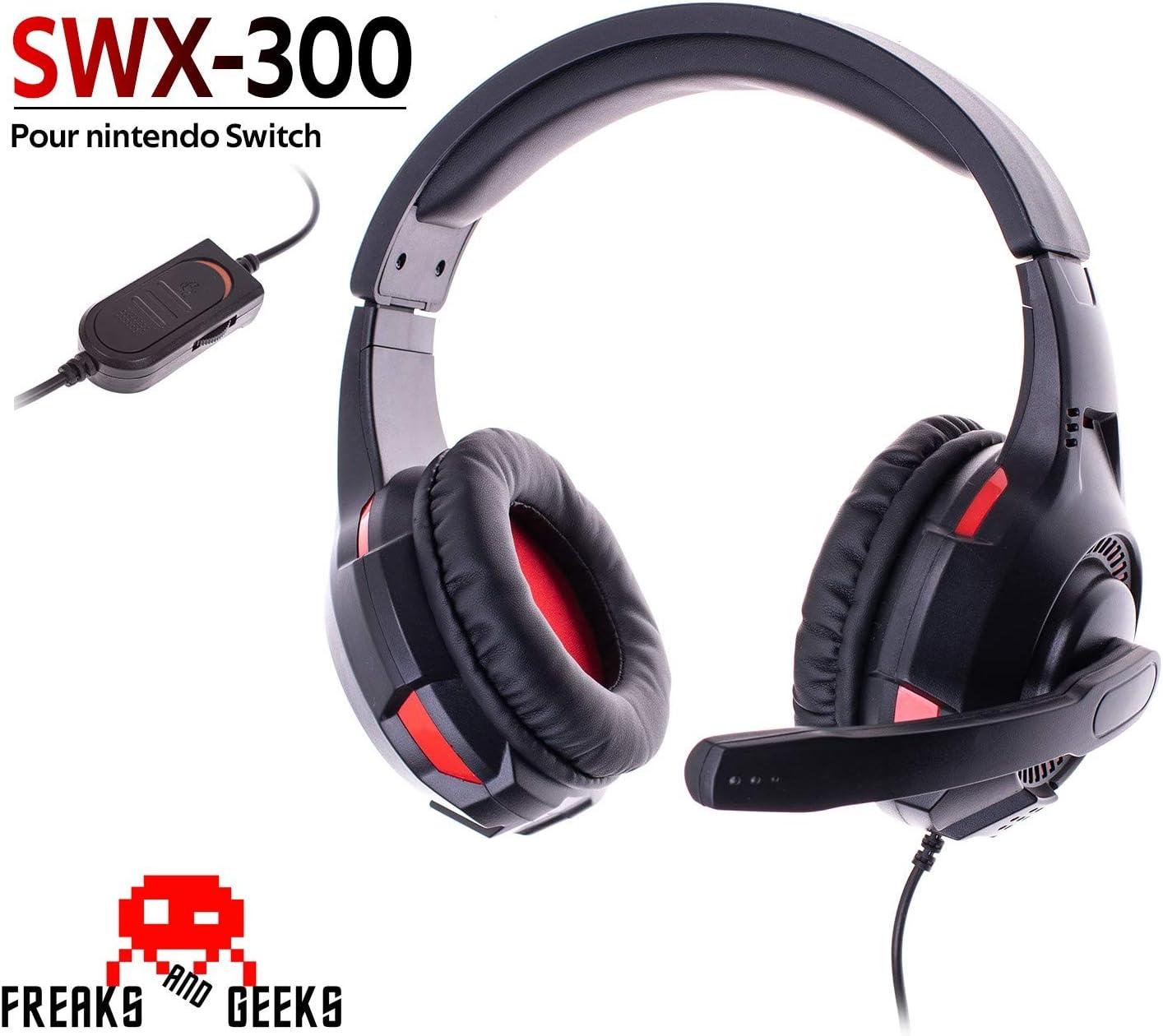 Auriculares de Audio Pro NH5 para Nintendo Switch Spirit of Gamer ...