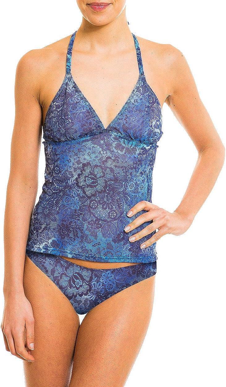 Kiniki Ramona Tan Through Support Top Swimsuit Light Fabric