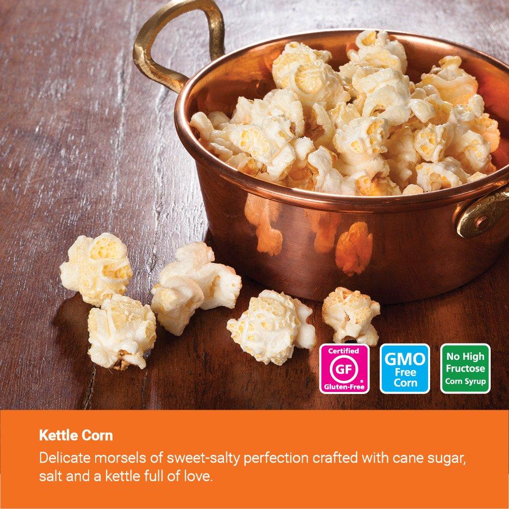 Popcornopolis Gourmet Popcorn 2 Gallon Tin - Classic by Popcornopolis (Image #7)