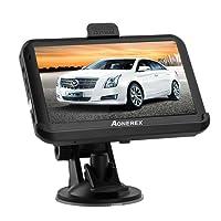 5 Zoll 8GB Touchscreen GPS Navigation für PKW's und LKWs mit lebenslanger kostenlosen Kartenaktualisierung