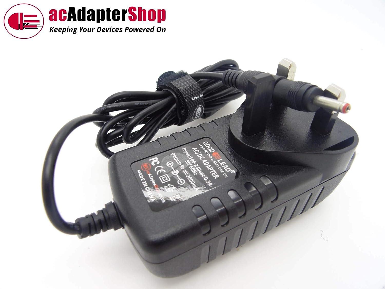 GOOD LEAD Binatone Terrain 750 2 Way Radios Walkie Talkies 9V AC DC Mains UK Power Supply