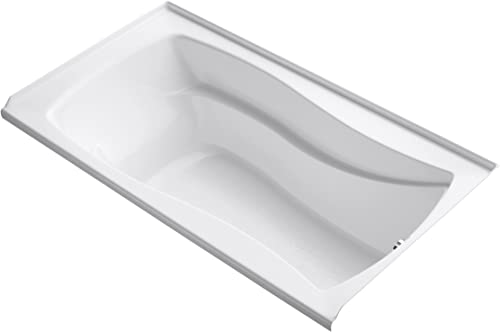 KOHLER K-1229-R-0 Mariposa 5.5-Foot Bath, White