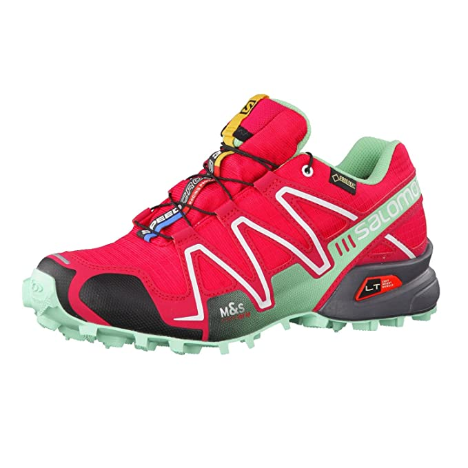 free shipping 9d2bc a21fe Image Unavailable. Image not available for. Colour  Salomon Speedcross 3  GTX Womens ...
