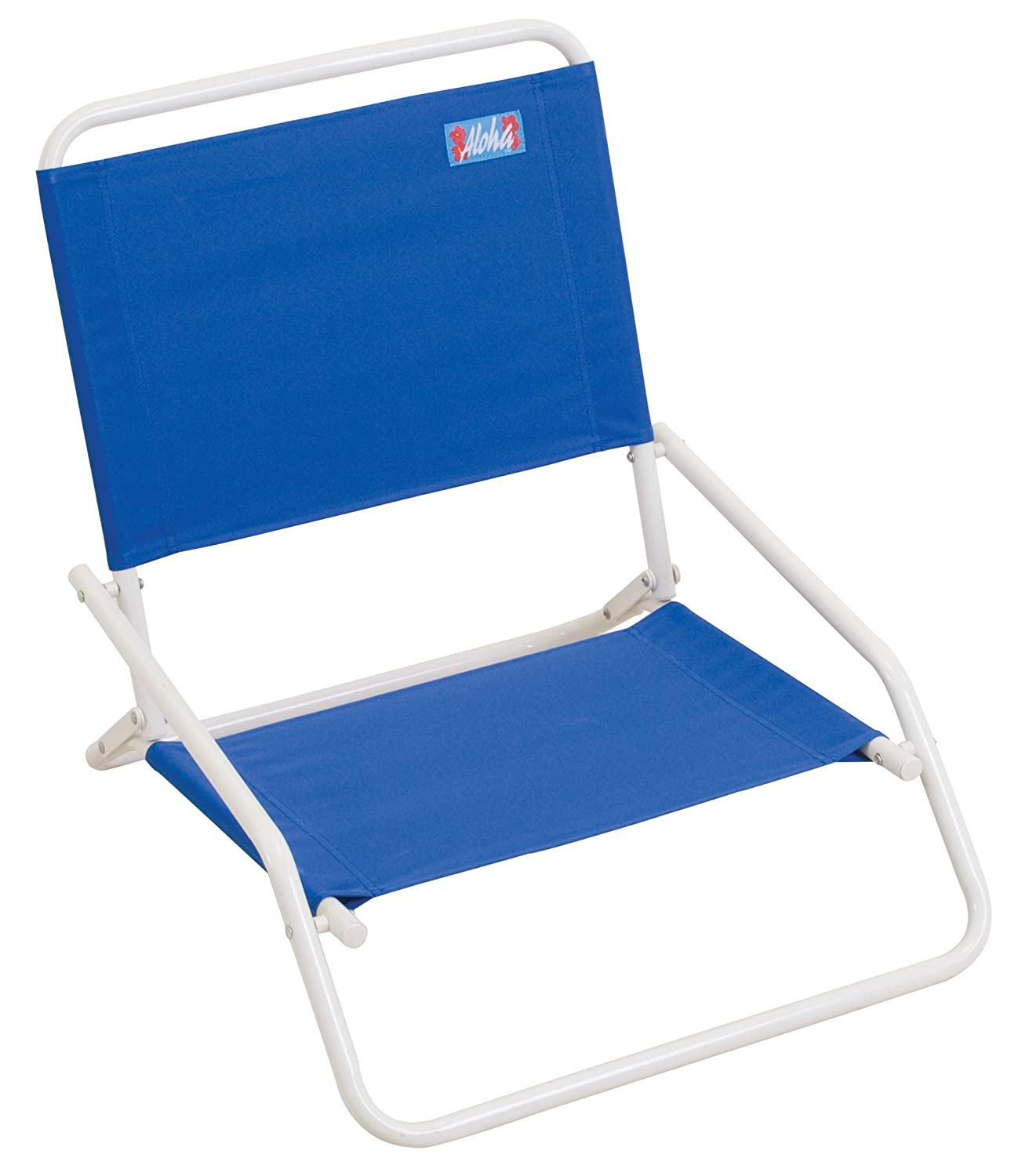 amazon com aloha sand chair camping chairs sports outdoors