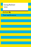 Lenz: Reclam XL – Text und Kontext (German Edition)