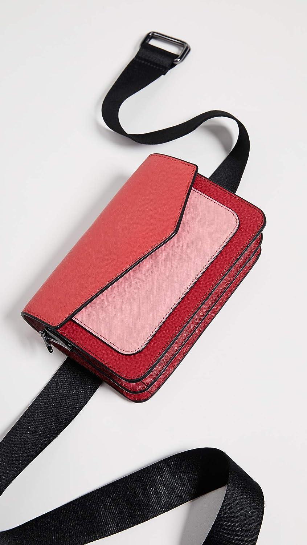 Botkier Womens Cobble Hill Belt Bag Pepper Combo One Size