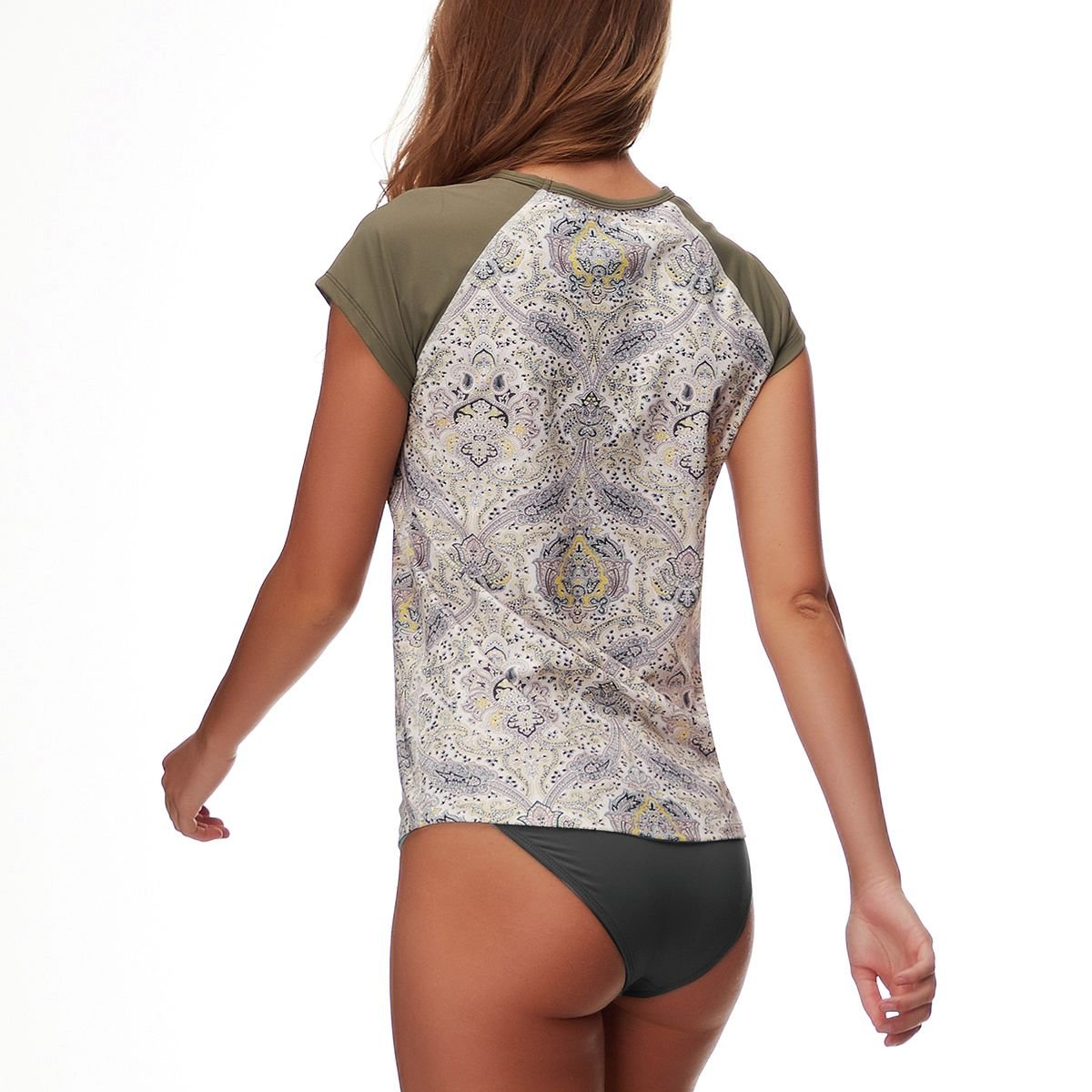CARVE Designs Belles Beach Rashguard