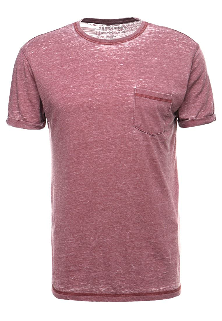 Cotton Yourturn Mix T Pocket Shirt Tshirt Breast With Soft Men's n0Cw40qrS