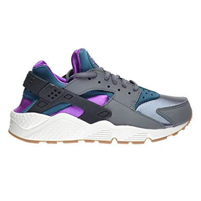 b006081b6d84 Nike Air Huarache Run Women s Running Shoes Dark Grey Teal 634835-016 (5