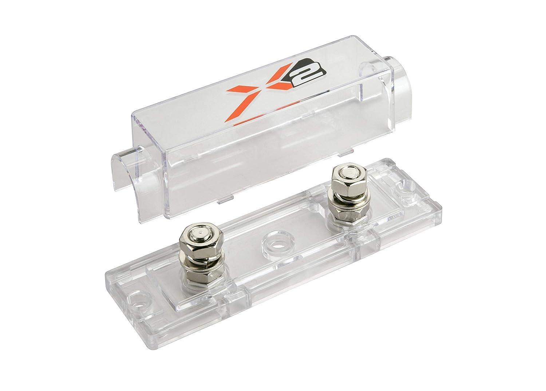 Scosche X2wfh Single Anl Fuse Holder Car Electronics 30 Amp Box Under Hood