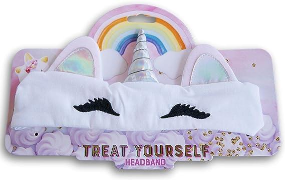 Stretchy unicorn headwrap