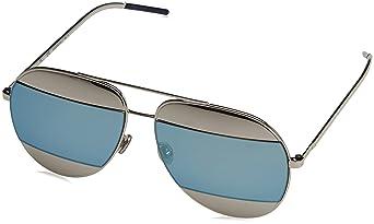 31d3a39b44 Christian Dior Women's's Diorsplit1 3J Sunglasses, Black (Palladium), 59:  Amazon.co.uk: Clothing