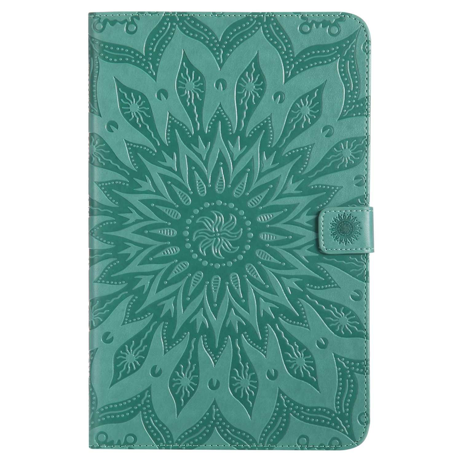 Bear Village Galaxy Tab e 9.6 Inch Case, Anti Scratch Shell with Adjust Stand, Full Body Protective Cover for Samsung Galaxy Tab e 9.6 Inch, Green by Bear Village
