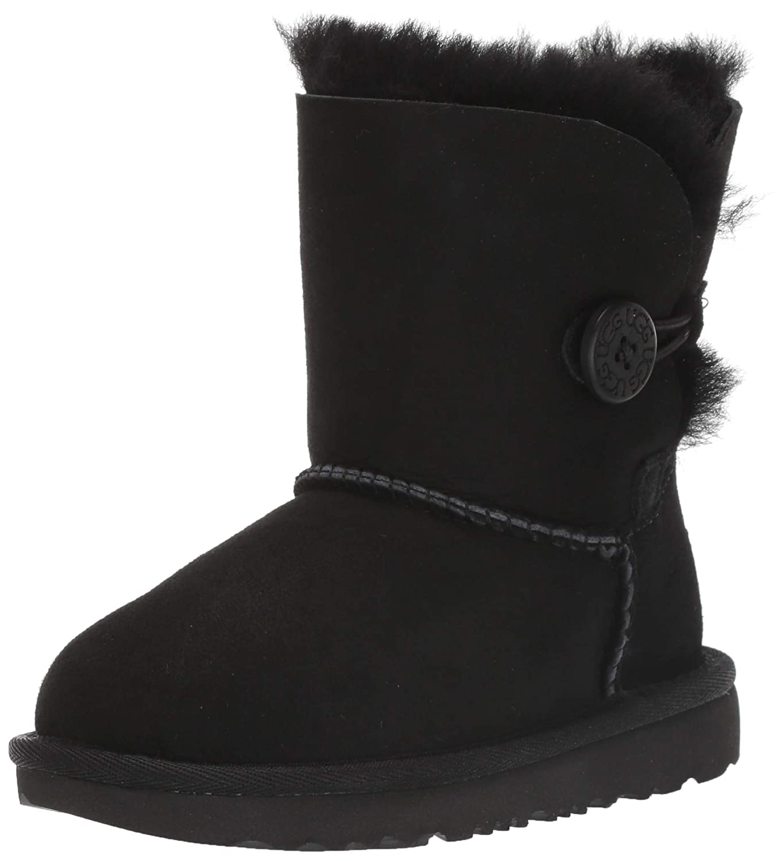 dfdae37416e UGG Kids T Bailey Button II Fashion Boot
