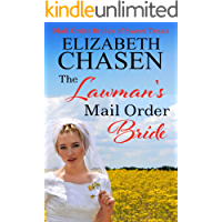 The Lawman's Mail-Order Bride (A Western Romance Book) (Mail-Order Bride Historical Romance) (Mail-Order Brides of Sweet, Texas Book 1)