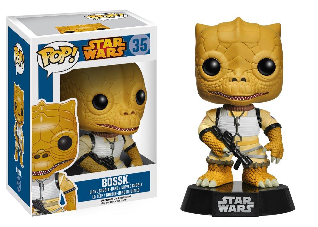 FunKo 4071 POP! Bobble: Star Wars: Bossk
