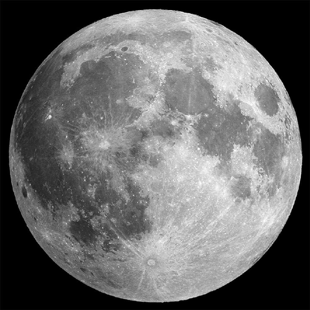 Puzzle D/éfi Intelligence pour Adultes et Enfants Puzzle Carton Jeu /Éducatif Familial Divertissement MeiLiu 1000 PCS Puzzle Terre // Lune