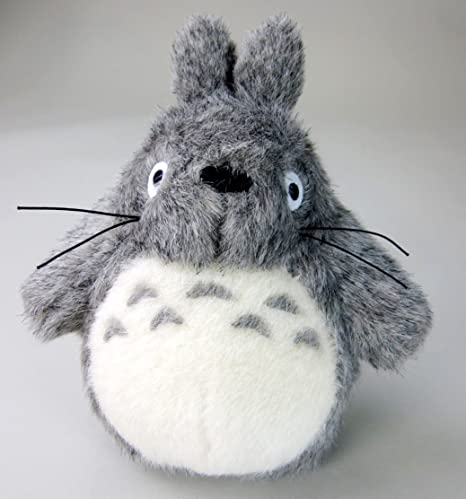 Studio Ghibli Plush Figure Big Totoro 20 cm Other Peluches