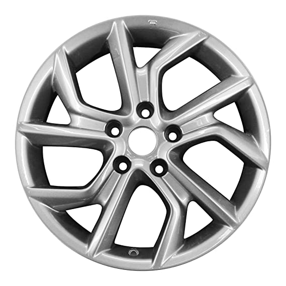 Amazon Com New 17 Replacement Rim For Nissan Sentra 2013 2015
