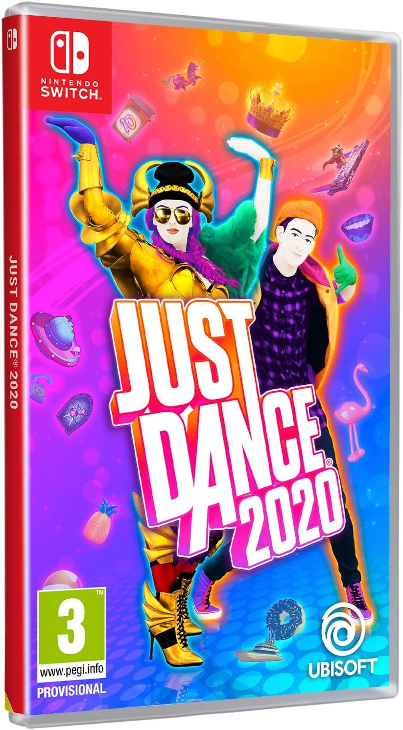 Just Dance 2020 Switch - Nintendo Switch [Importación italiana ...
