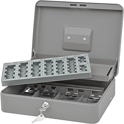 Wedo Standard Plus - Caja de caudales con portamonedas: Amazon.es ...