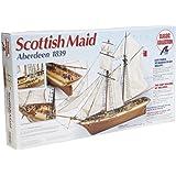 Maqueta de barco en madera: Scottish Maid